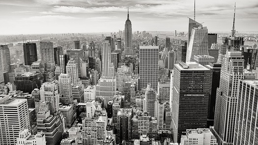 picture of midtown manhattan