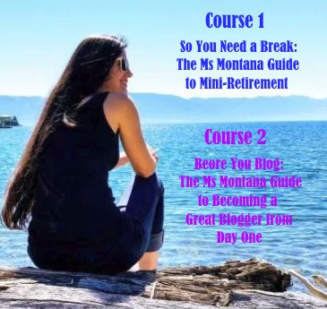 Courses from Ms Montana